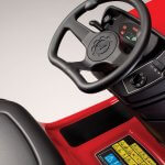 Westwood T80 dashboard and stearing wheel