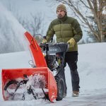 Ariens ST 24 Dle Deluxe red