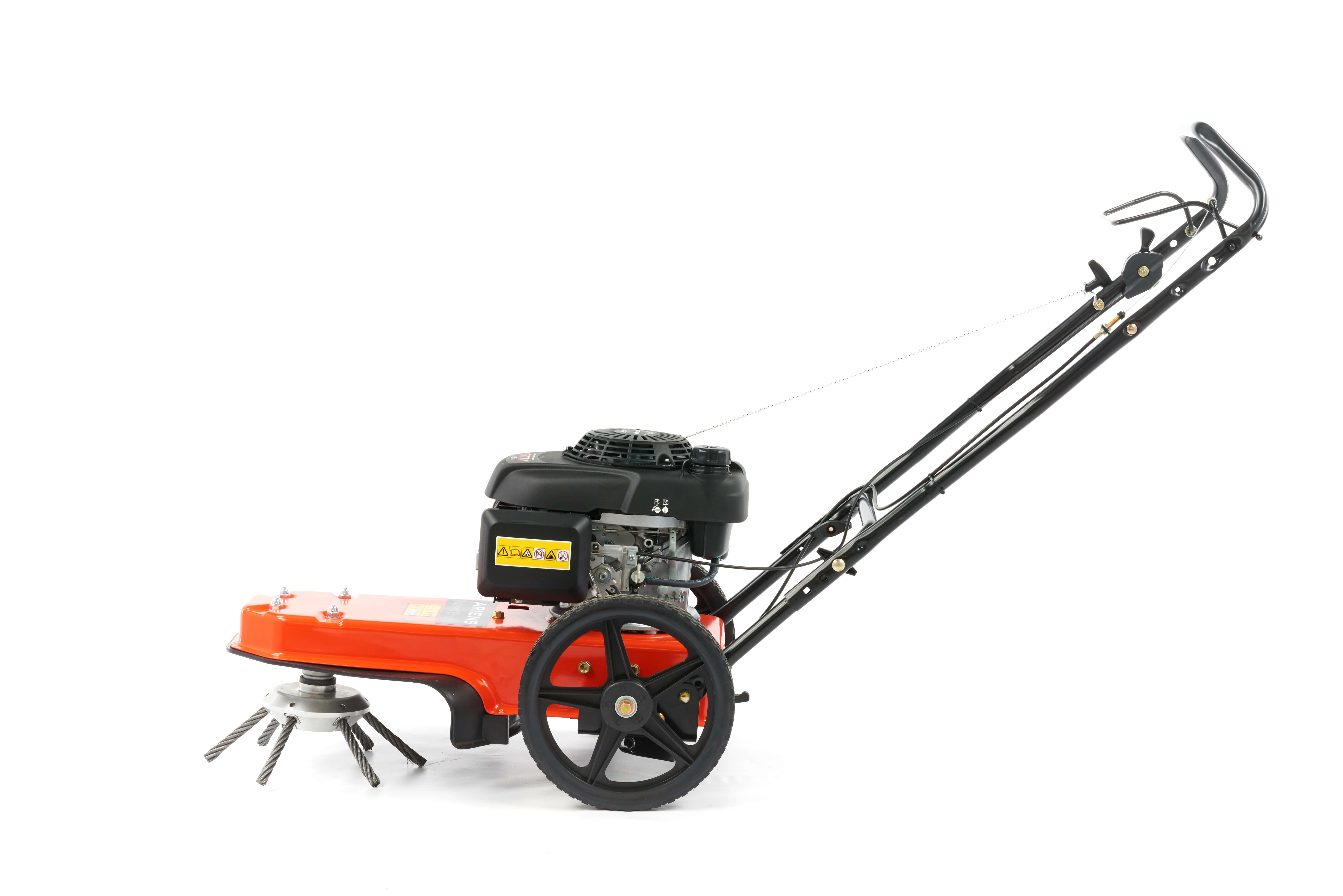 Ariens PRO 370 - Brush mower - Helthuis - Side angle