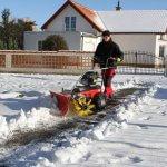 vari cb80 16 man snow action