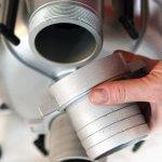 vari wp30 waterpomp koppeling